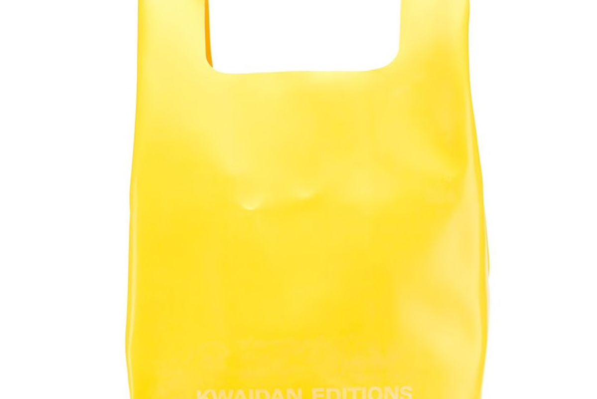 kwaidan editions shopping tote bag