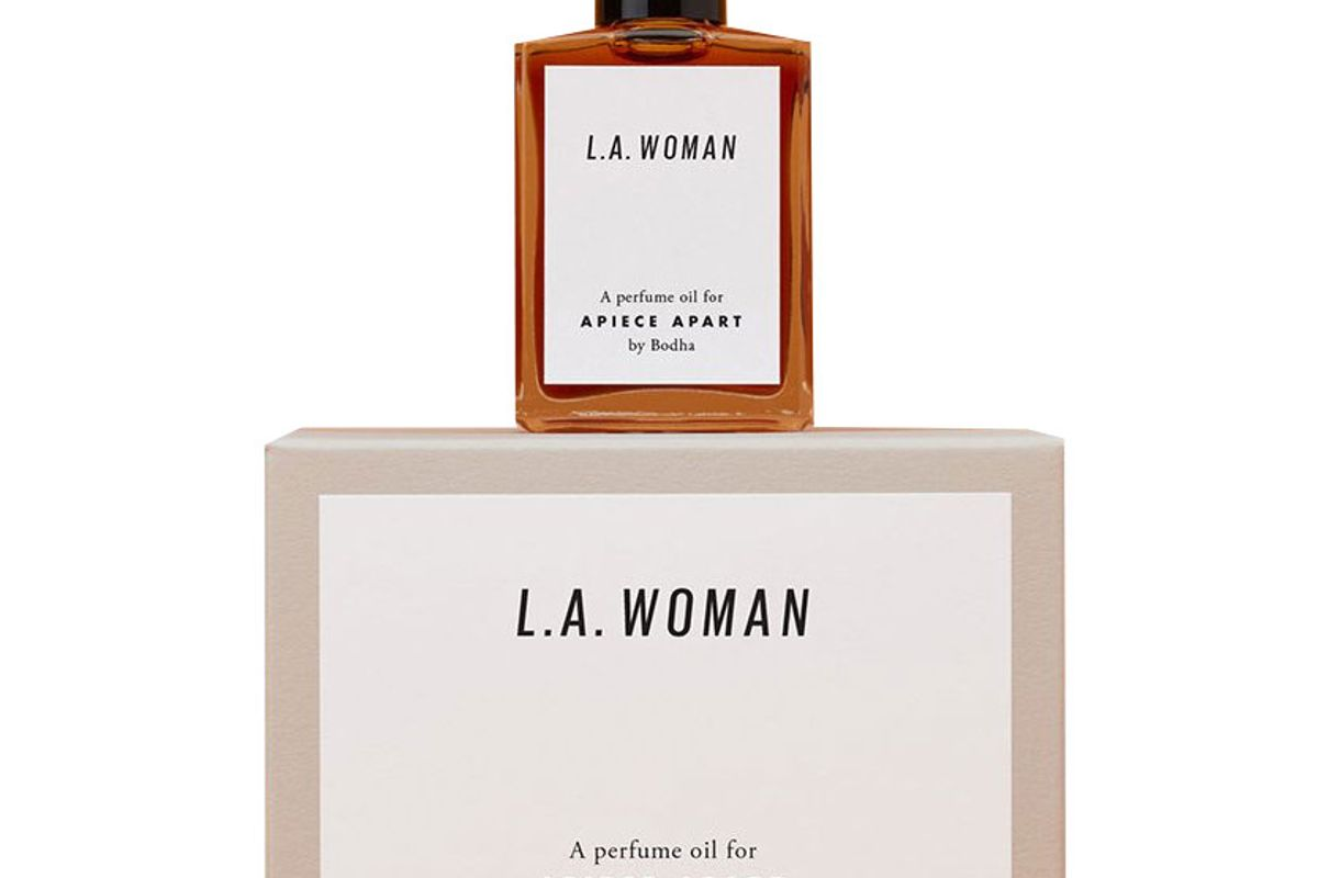 la woman for a piece apart by bodha