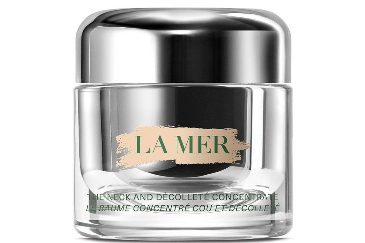 la mer the neck and decollete concentrate