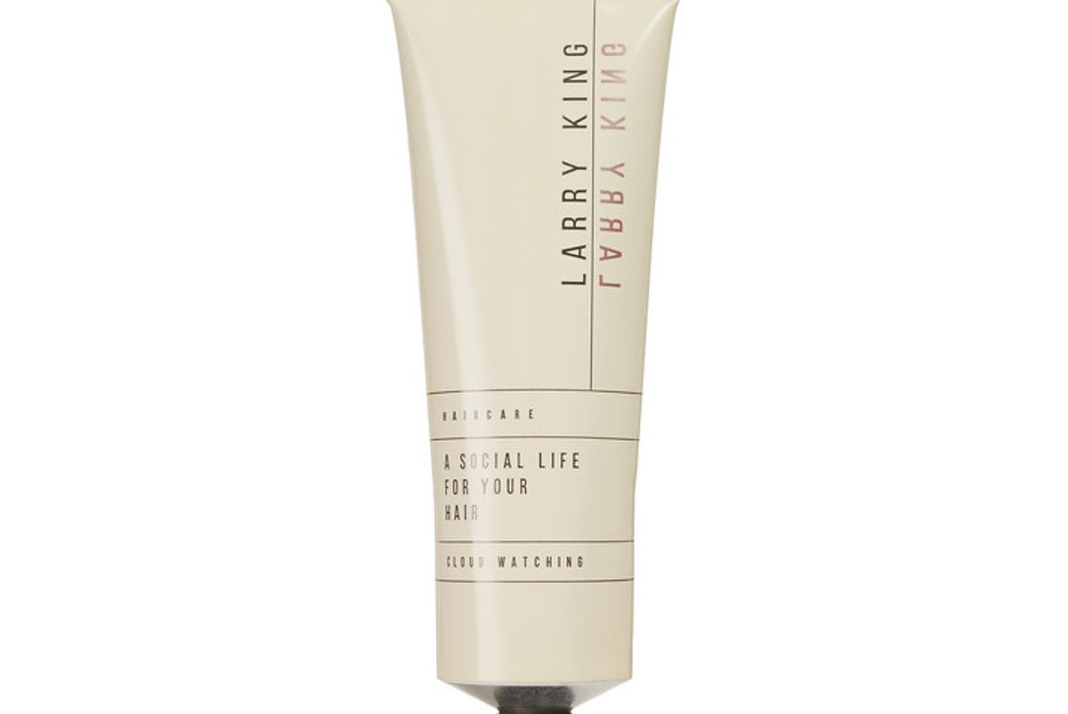 larry king a social life for your hair finishing cream