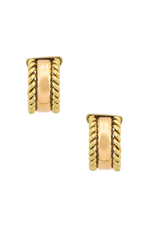 laura lombardi doppia earrings