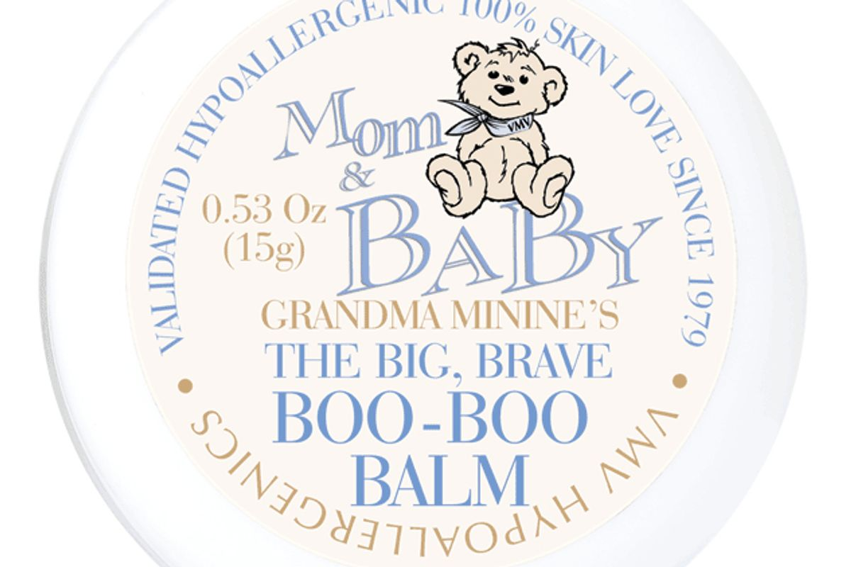 The Big, Brave Boo-Boo Balm