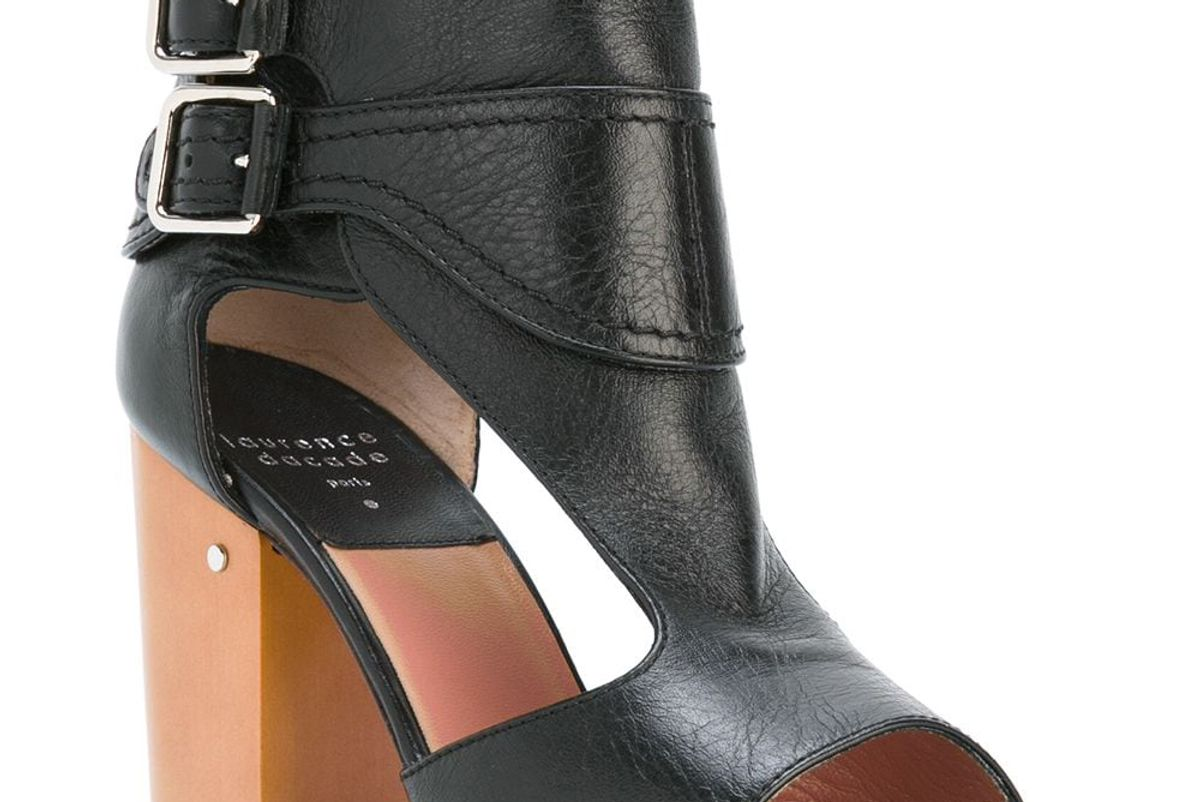 laurence dacade rush cut out boots