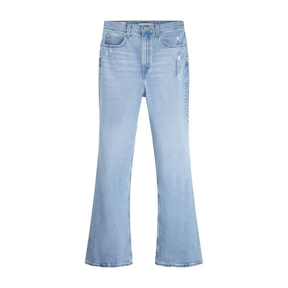 levis 70s high rise flare jeans