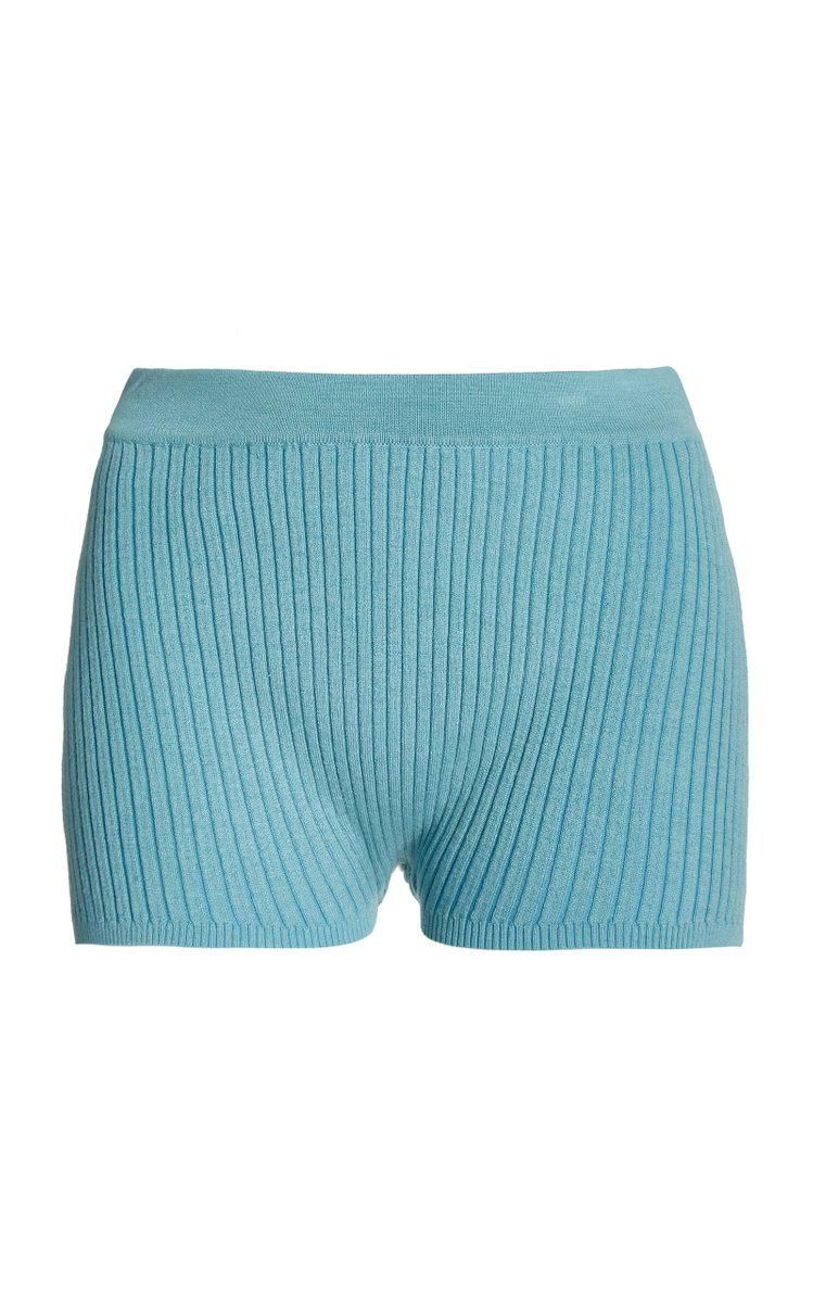live the process lone ribbed knit briefs