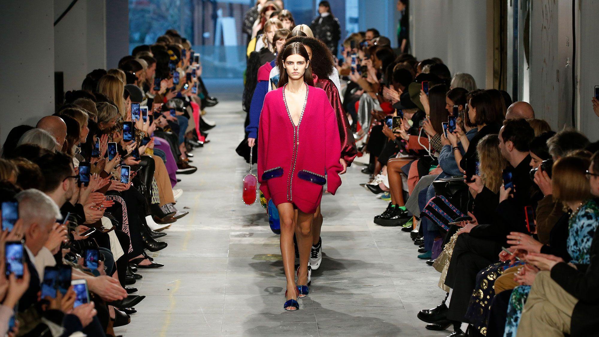 london fashion week fall 2019 best runway looks