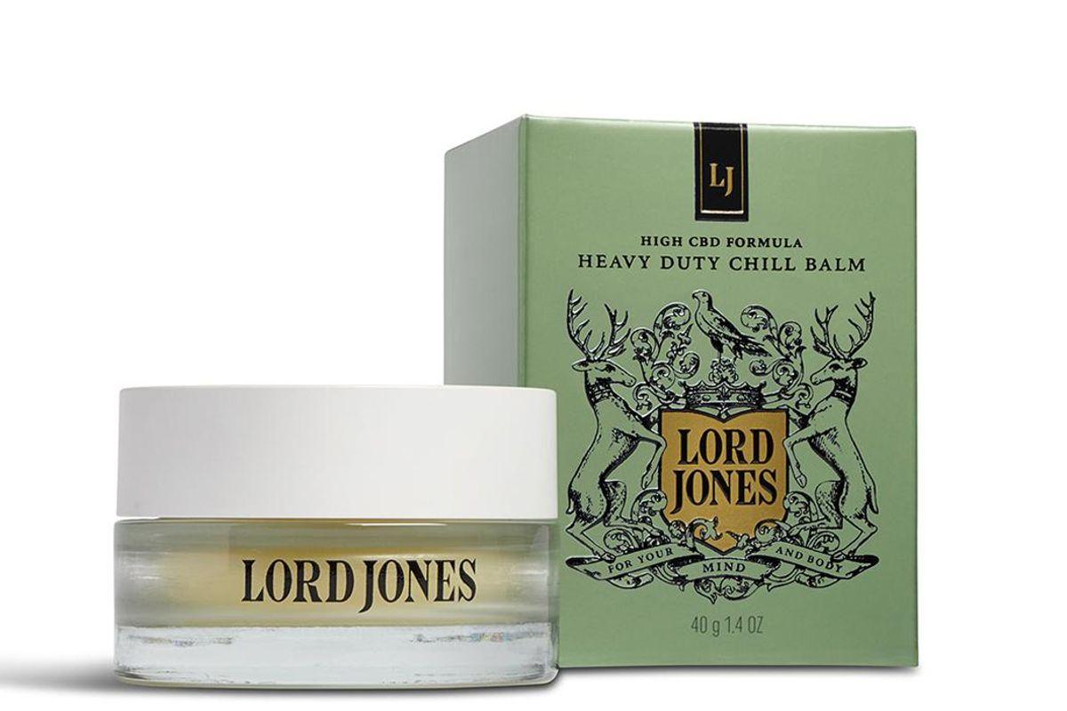 lord jones high cbd formula heavy duty chill balm