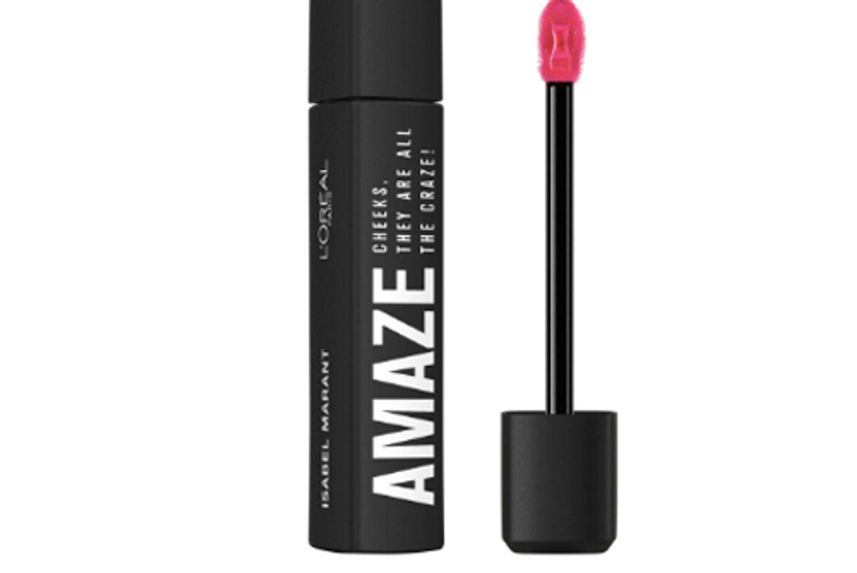 loreal isabel marant lip and cheek gloss