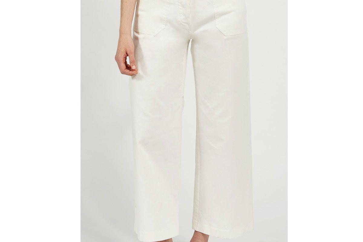 White Simone Jeans