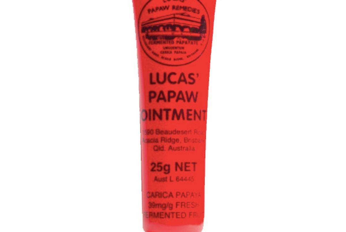 lucas papaw remedies ointment