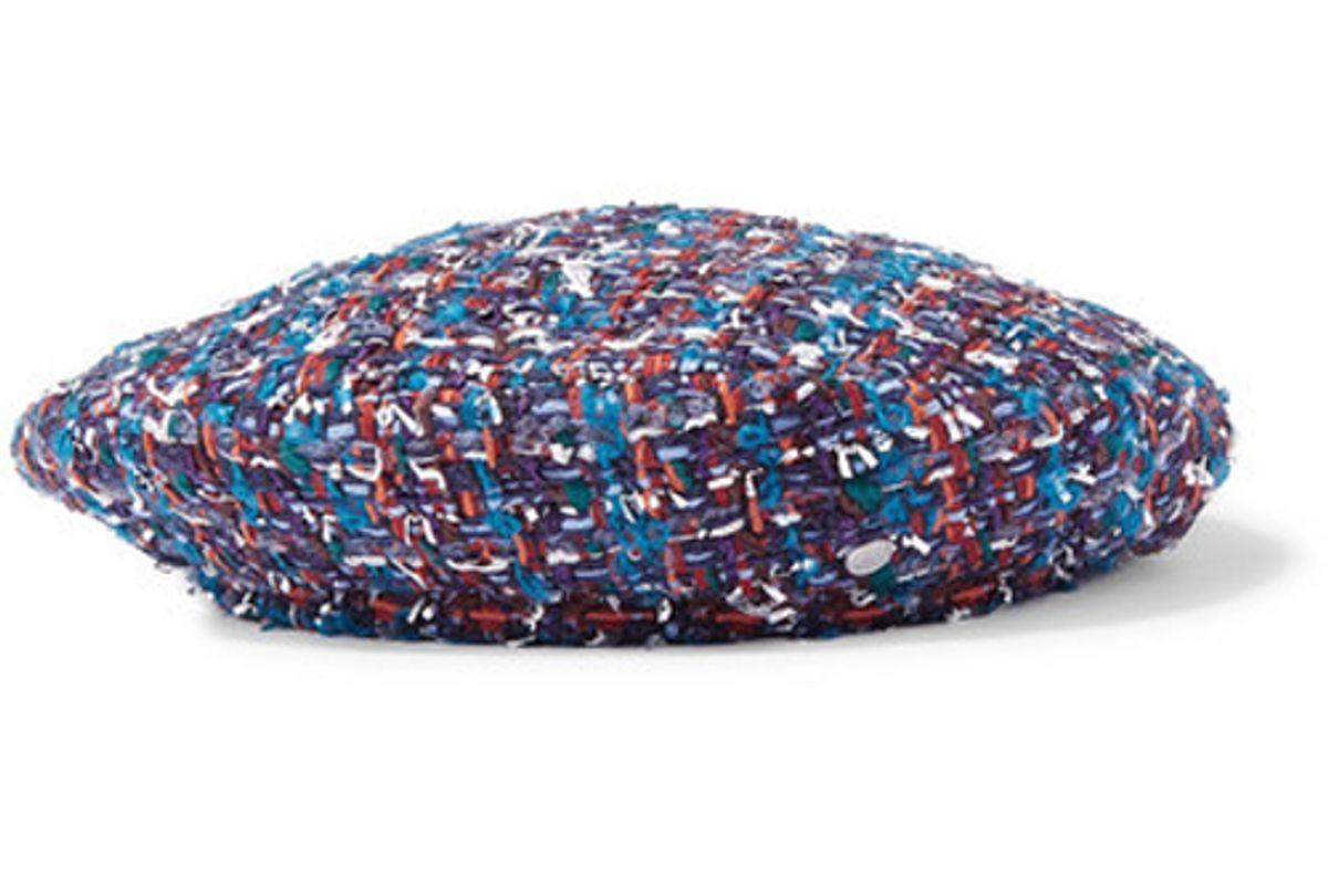 maison-michel new billy tweed beret