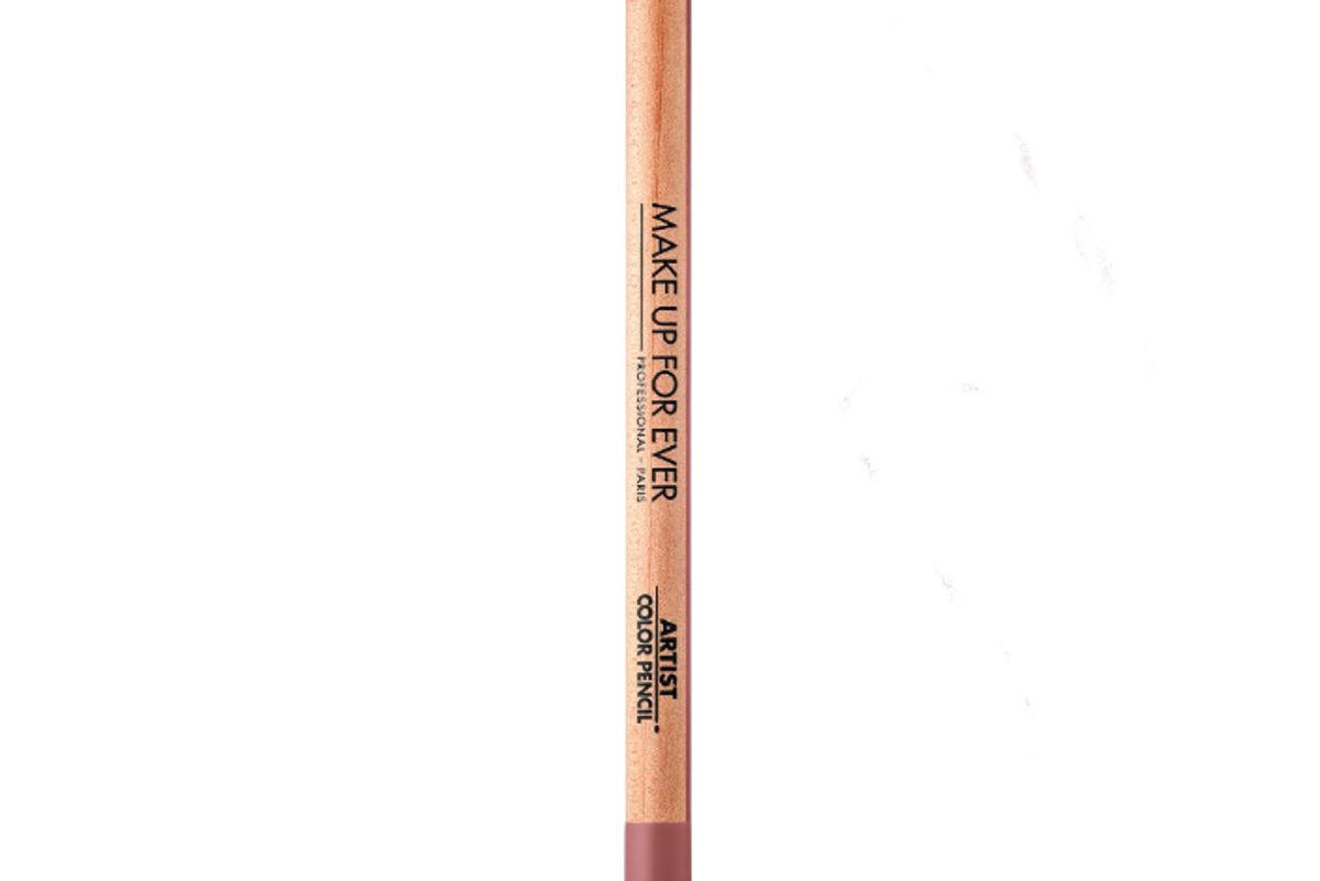 make up for ever artist color pencil eye lip and brow pencil