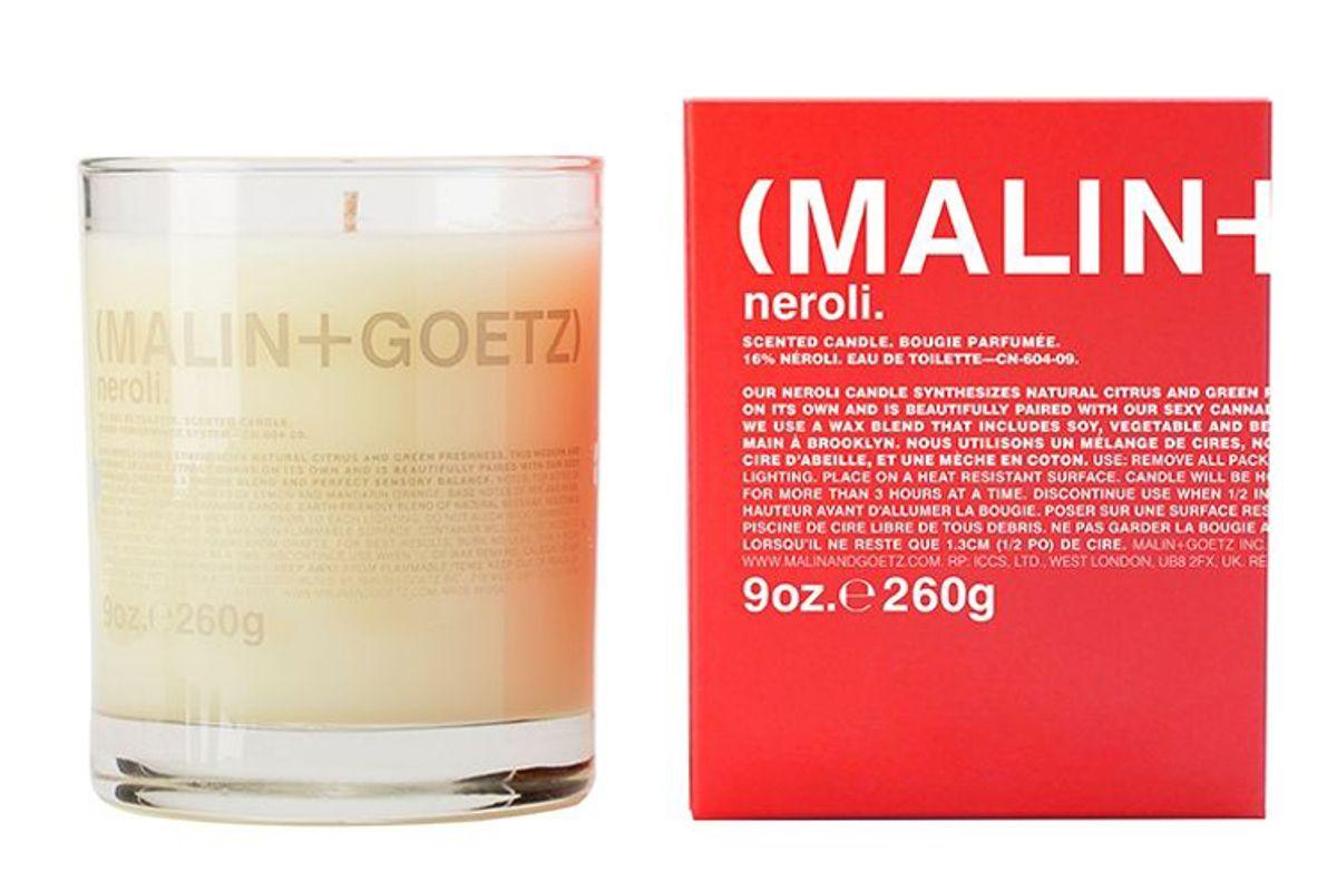 malin and goetz neroli candle