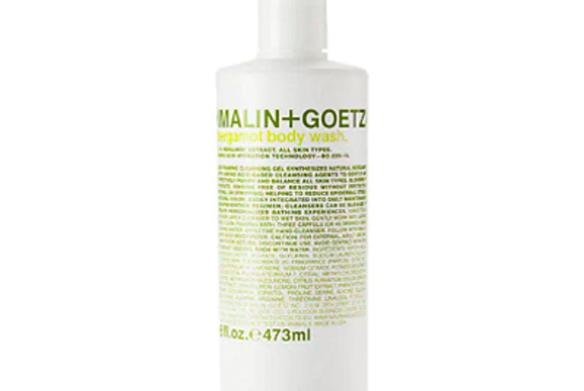 malin 2bgoetz bergamot body wash