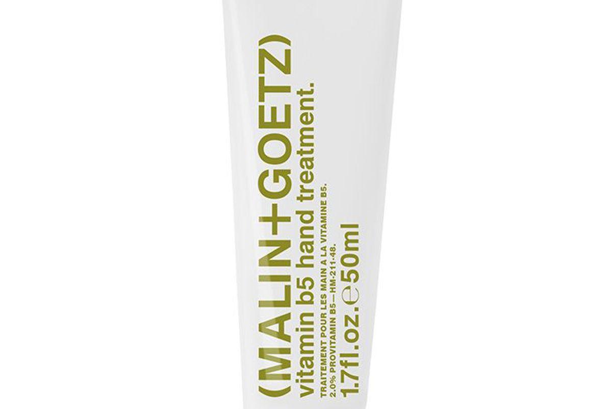 malin and goetz vitamin b5 hand treatment
