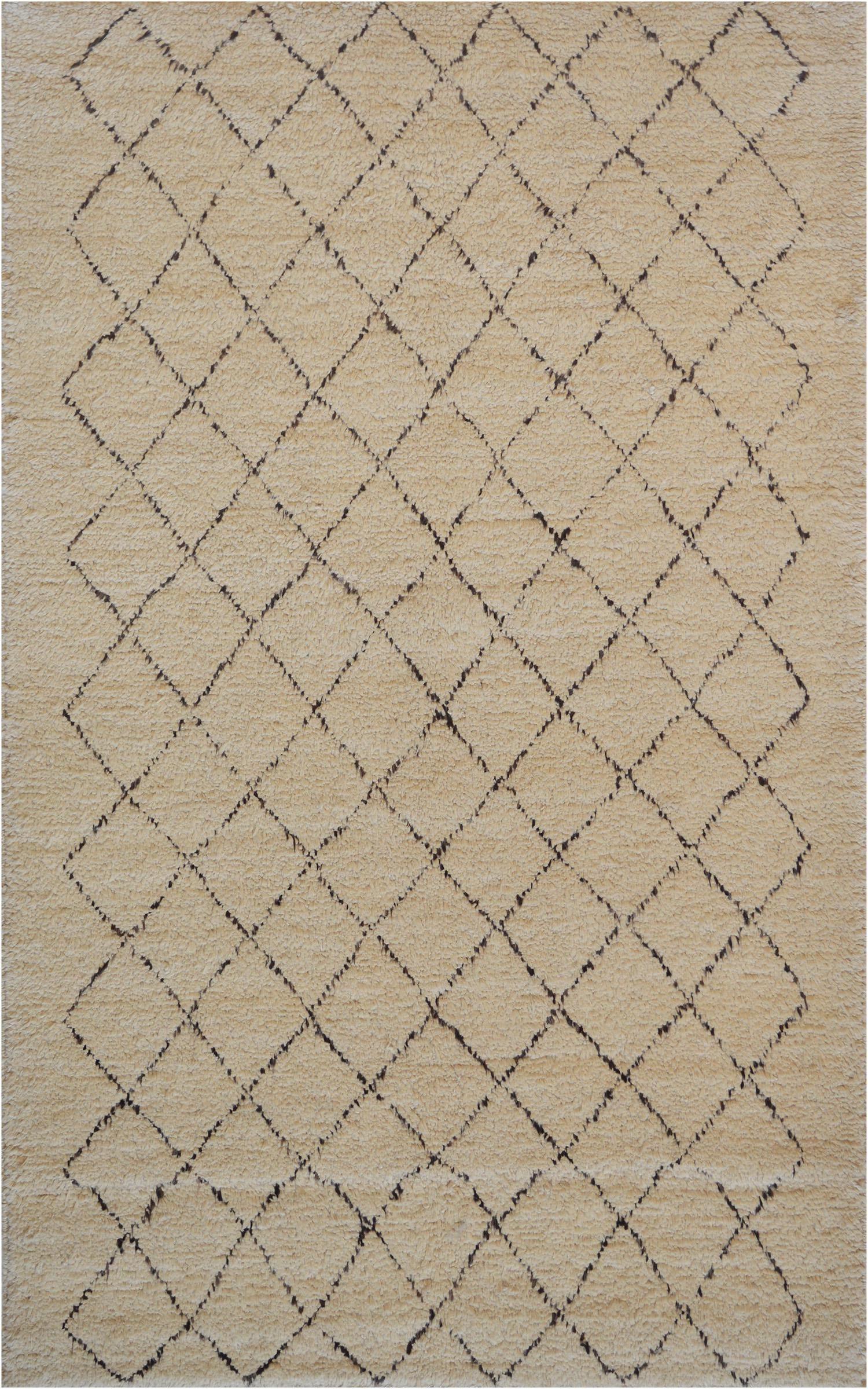 mansour modern vintage rug