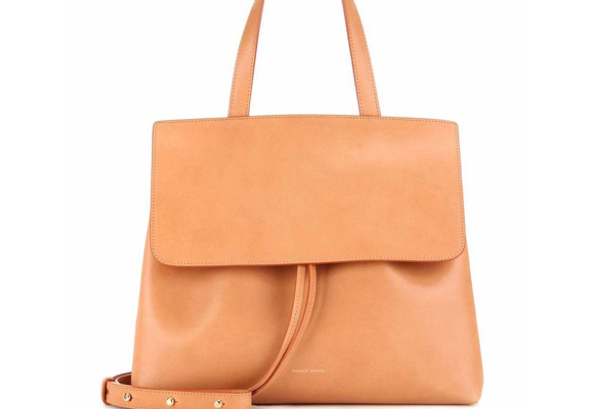 Lady Leather Shoulder Bag