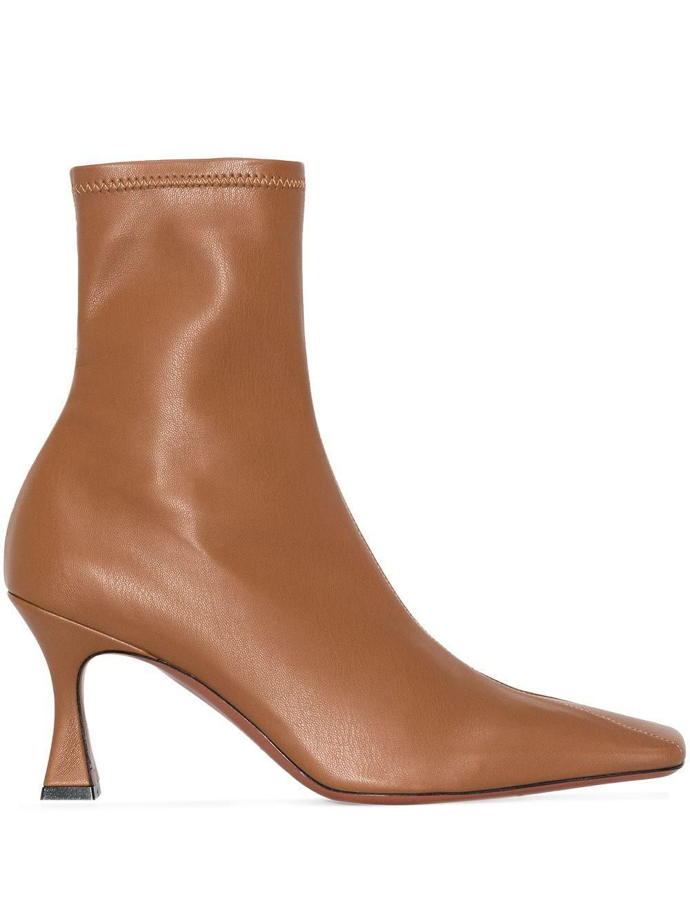 manu atelier duck 80mm ankle boots