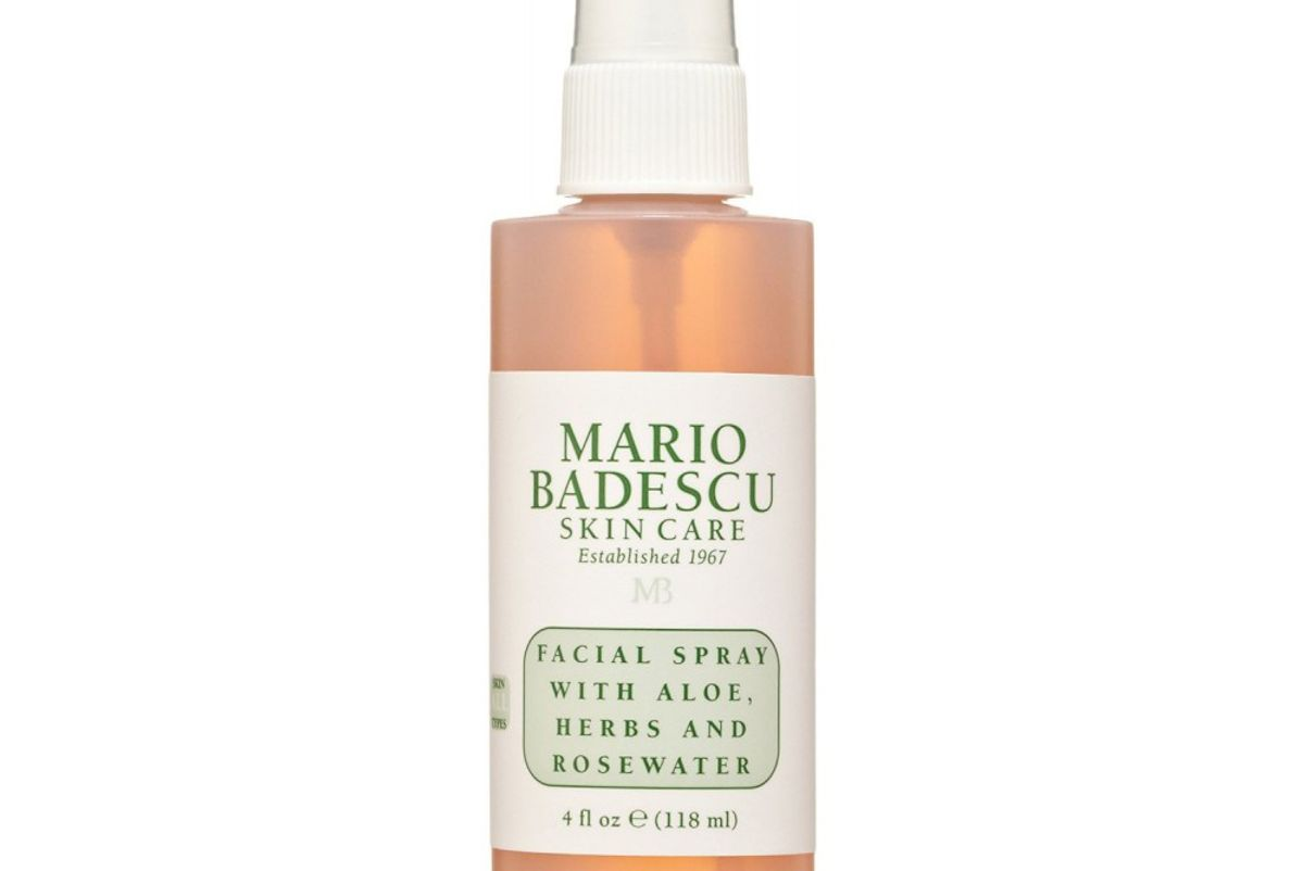 Facial Spray With Aloe, Herb and Rosewater