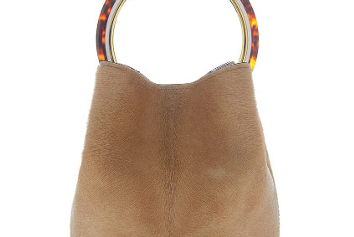 Pannier Small Bucket Bag