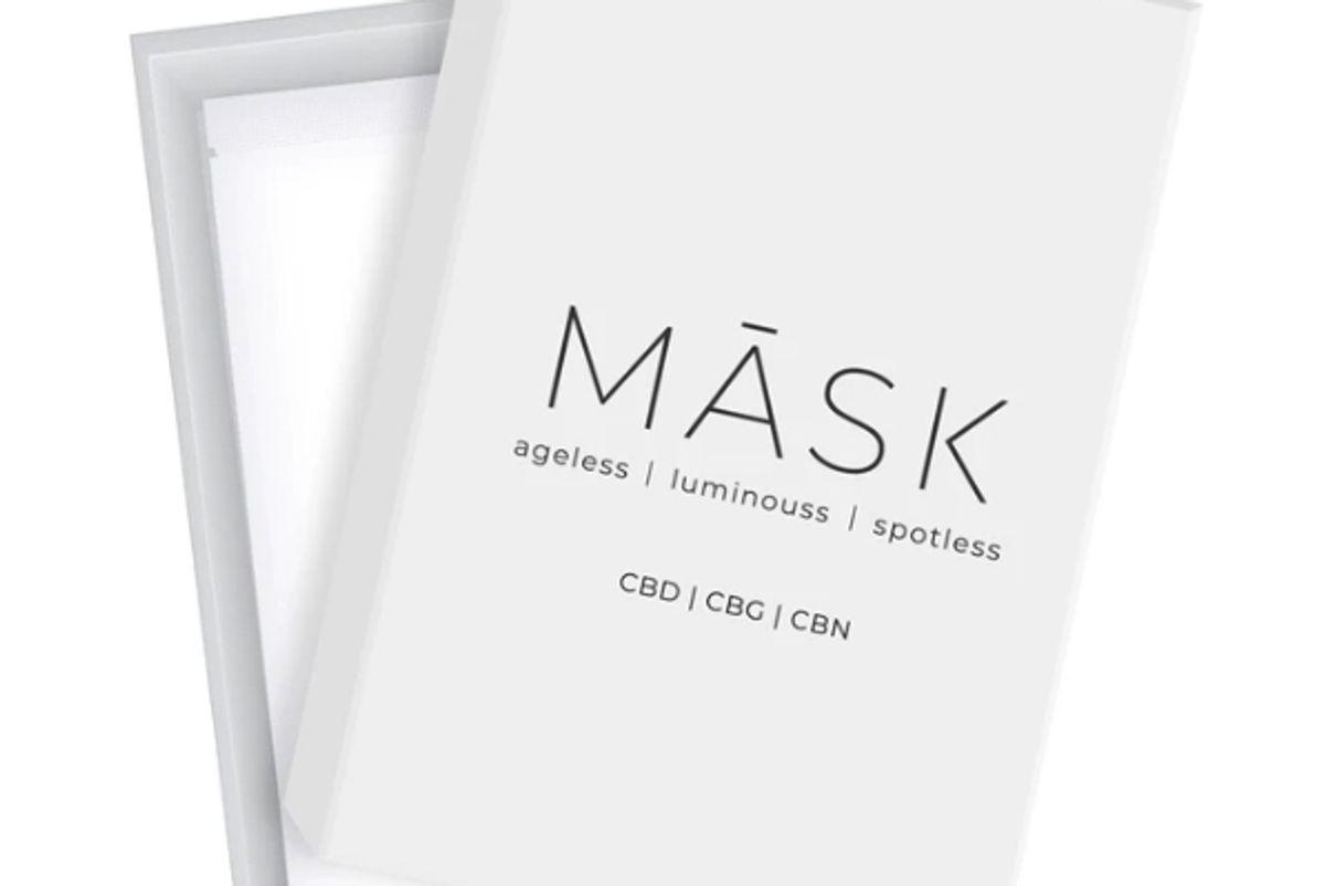 mask variety box cbd sheet masks