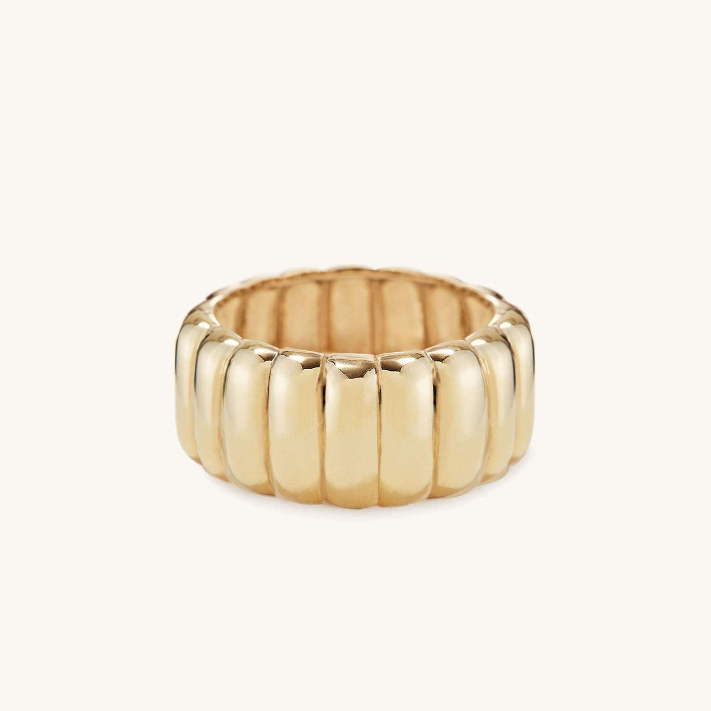mejuri charlotte bold ring