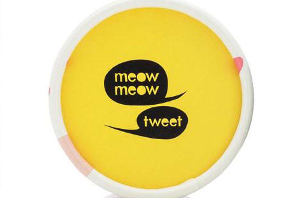 meow meow tweet grapefruit baking soda free deodorant stick