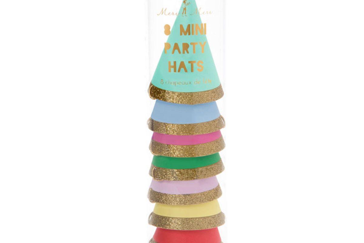 Happy Birthday Mini Party Hats