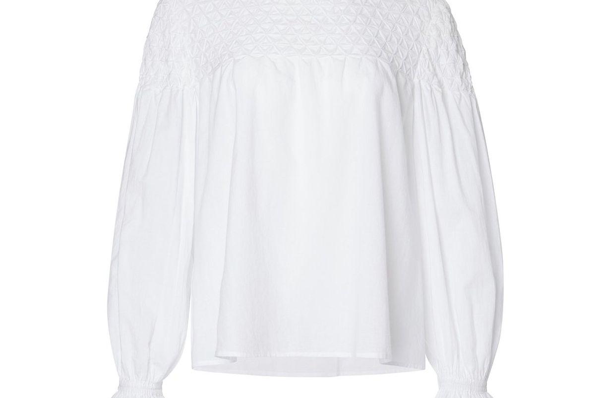 merlette majorelle blouse