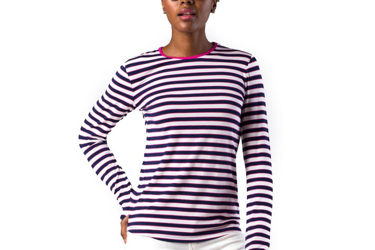 Michelle LS Tee Shirt