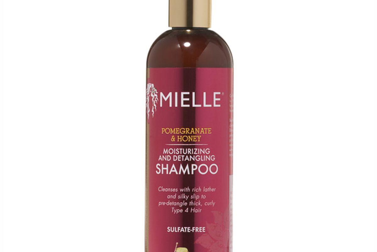 mielle organics pomergranate and honey shampoo