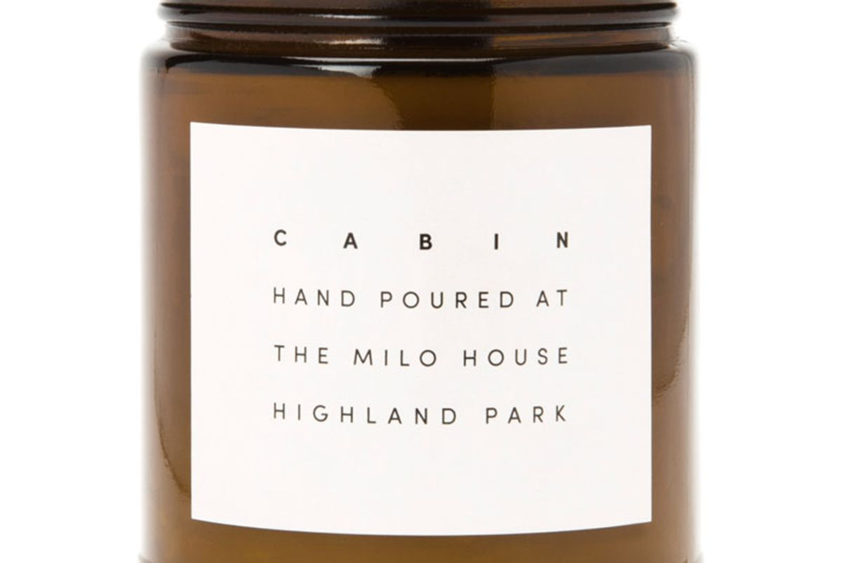 Milo House Candle - Cabin