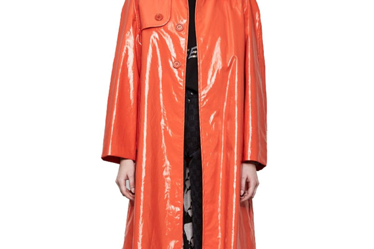 Techno Rain Coat