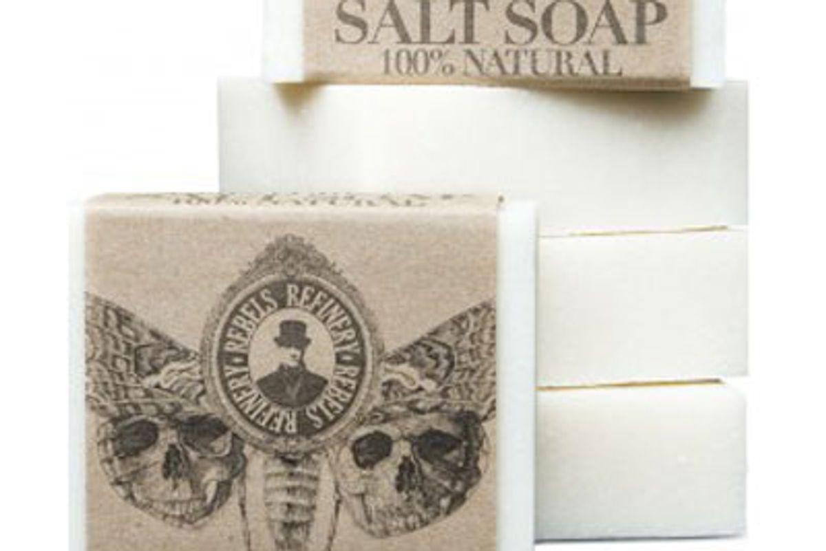 Moisturizing Salt Soaps