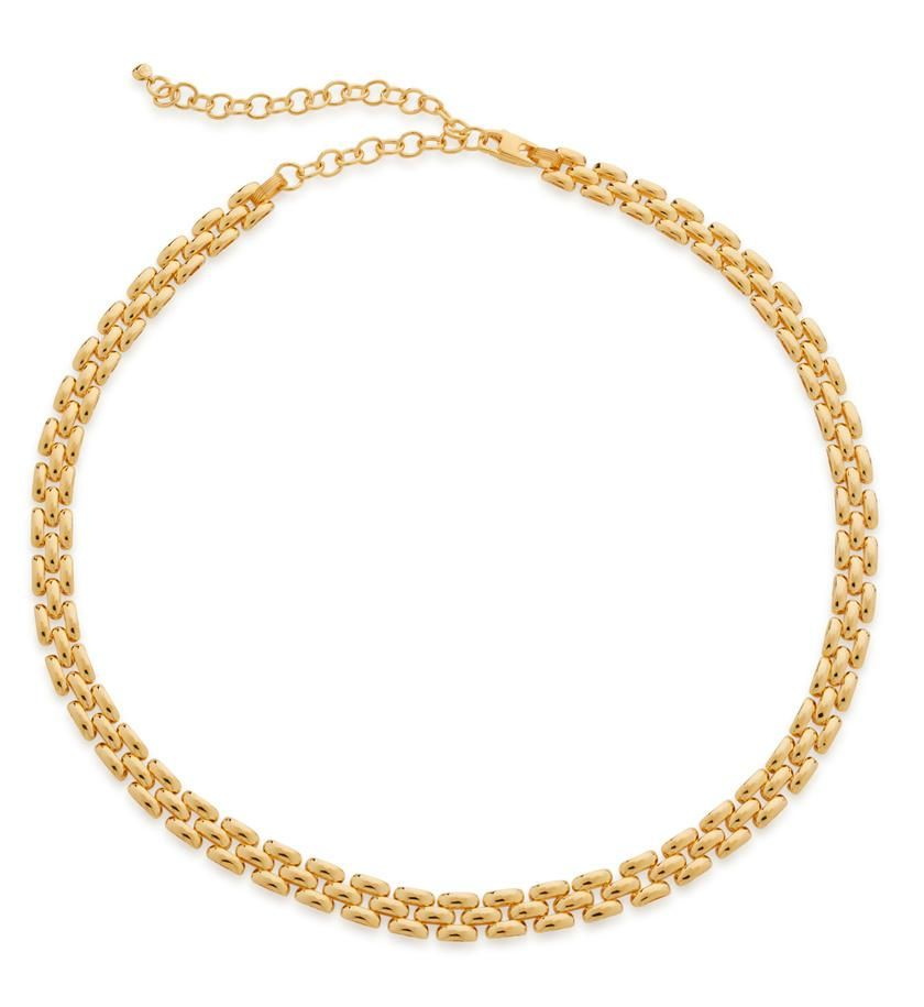 monica vinader doina heirloom necklace