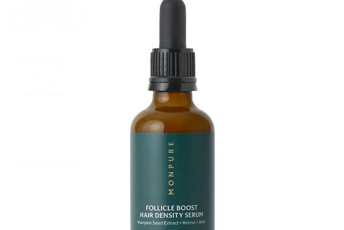 monpure follicle boost hair density serum