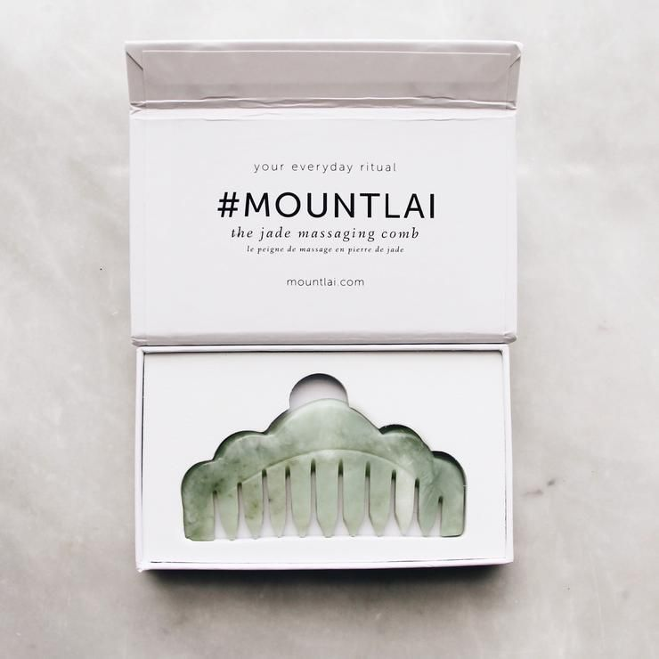 mount lai the jade massaging comb