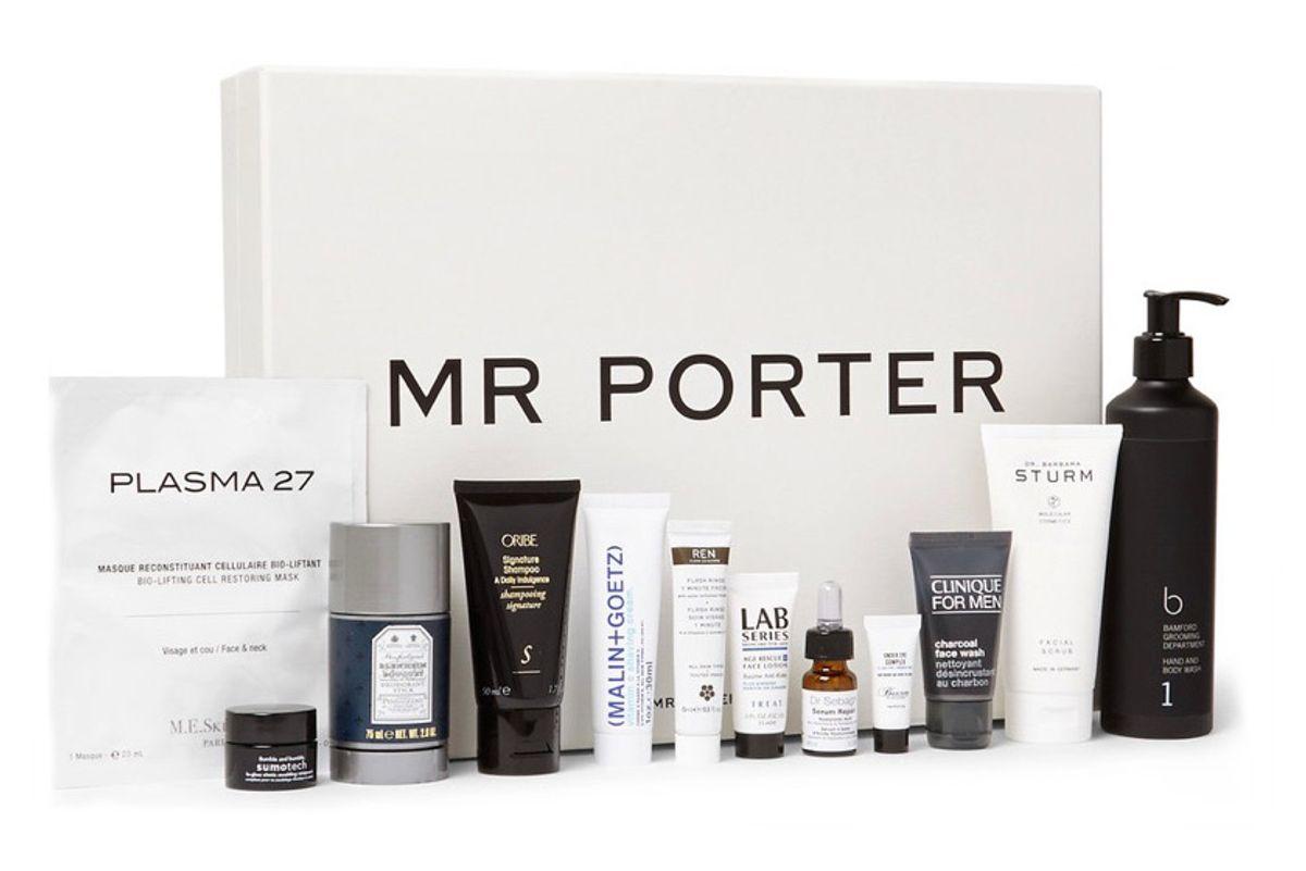 Mr. Porter Grooming Kit, Winter 2016