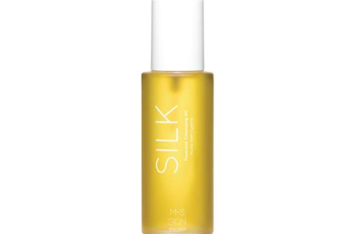ms skincare silk premier cleansing oil