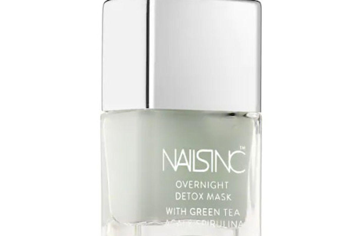nails overnight detox nail mask