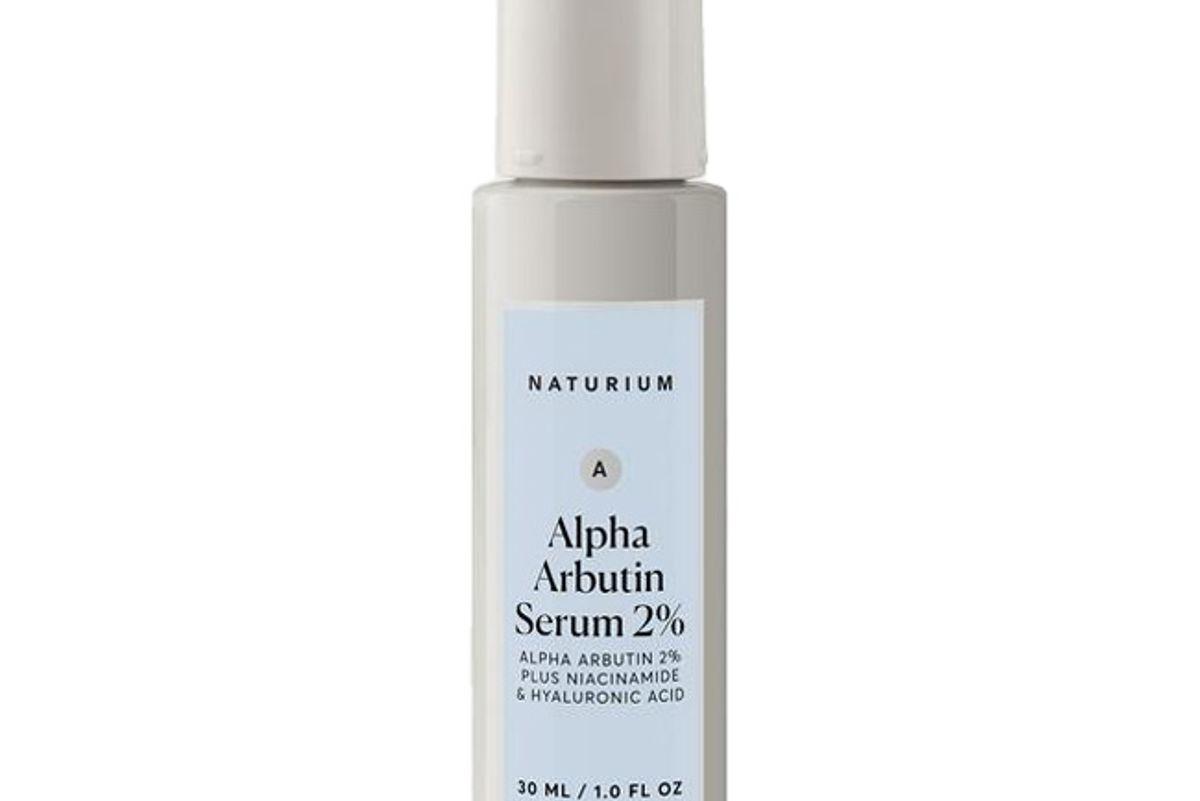 naturium alpha arbutin serum 2 percent