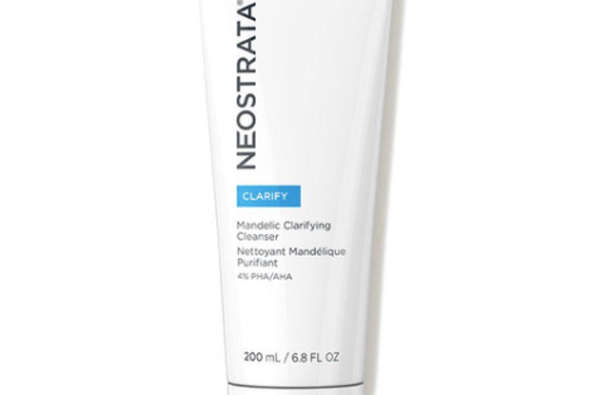 neostrata mandelic clarifying cleanser