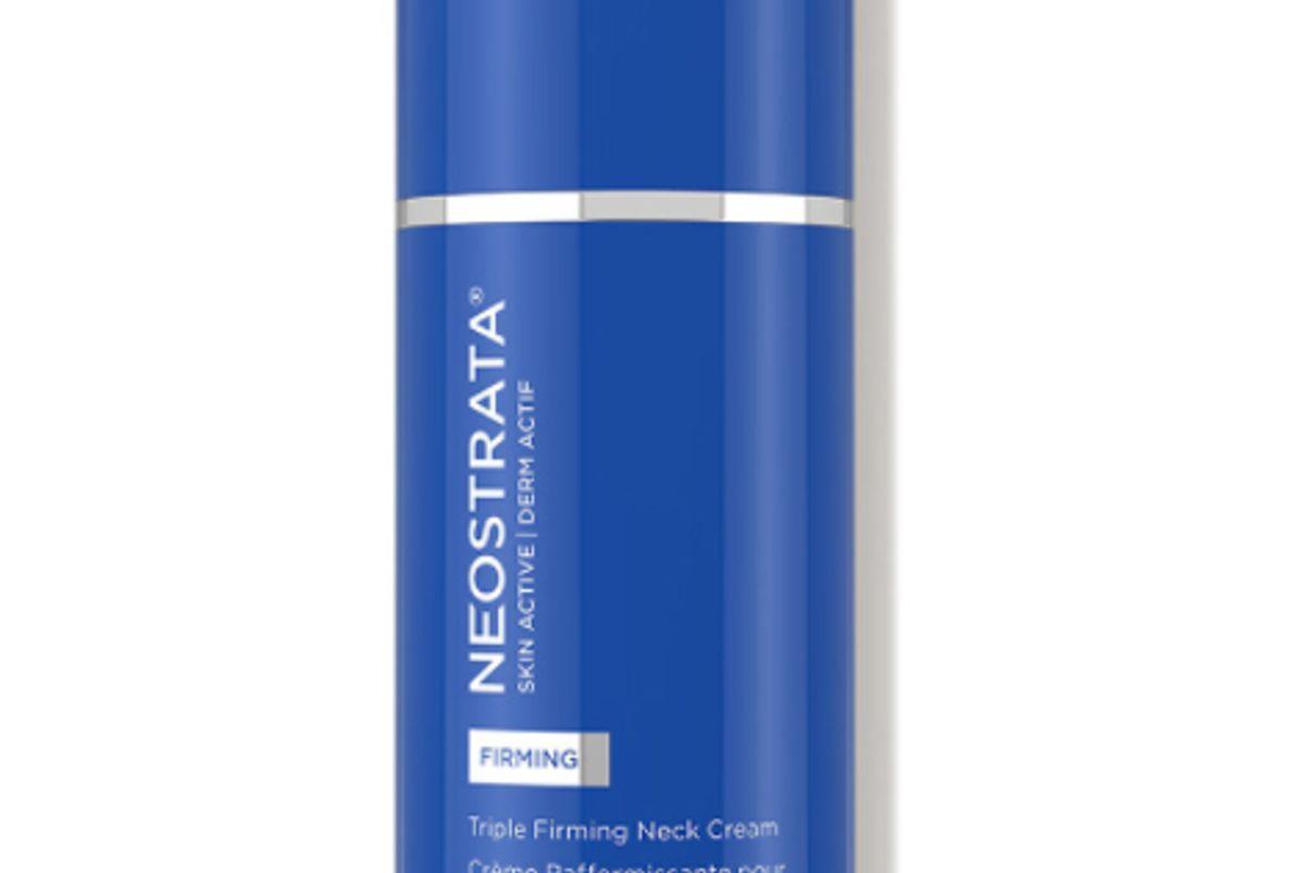 neostrata triple firming anti-aging neck cream
