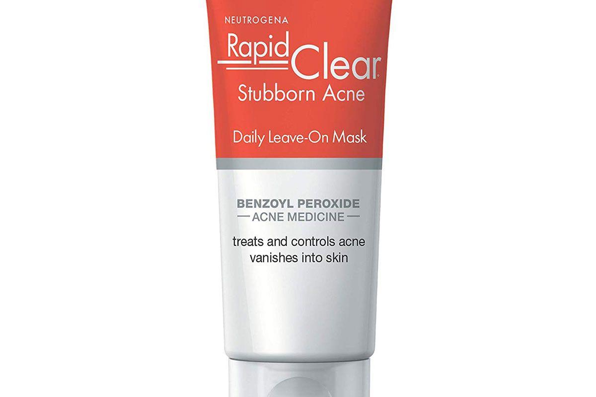 neutrogena rapid clear stubborn acne daily leave on mask