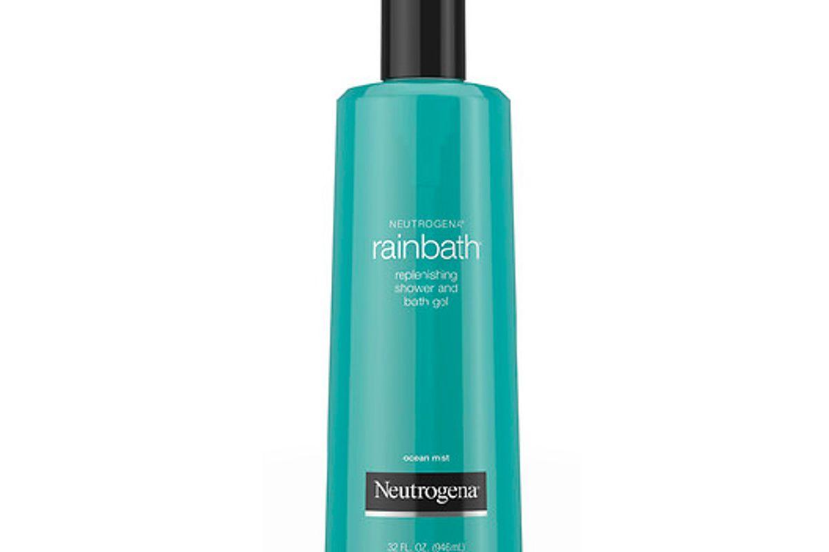 neutrogena shower bath gel ocean mist replenishing ocean mist