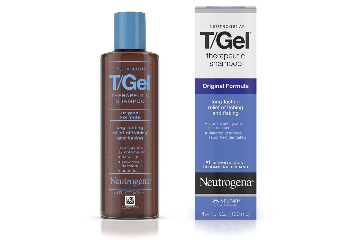 neutrogena t gel therapeutic shampoo original formula