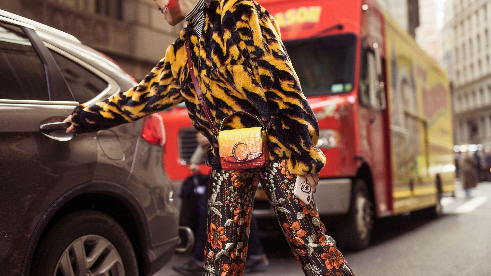 new york fashion week fall 2019 street style