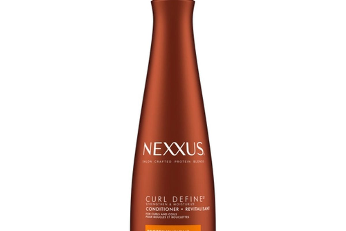nexxus curl define conditioner for curly hair