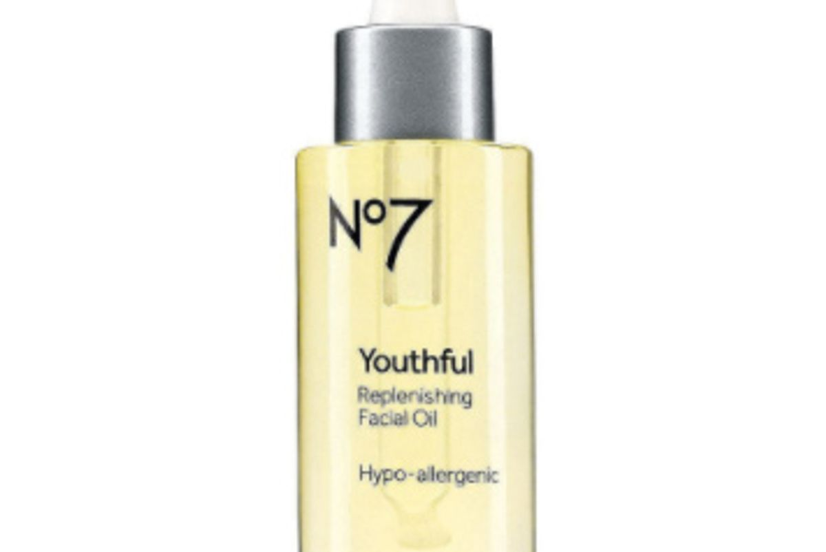 no 7 youthful replenishing oil