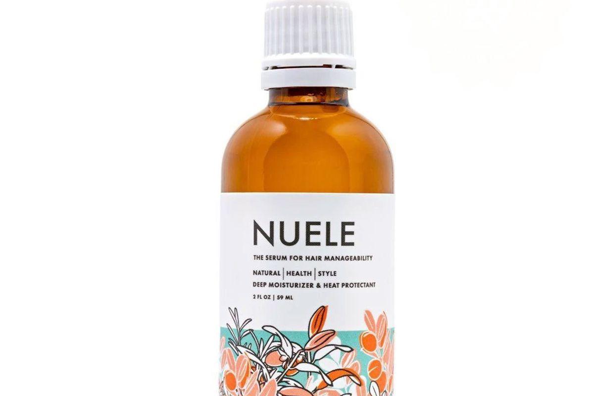 nuele hair hair serum